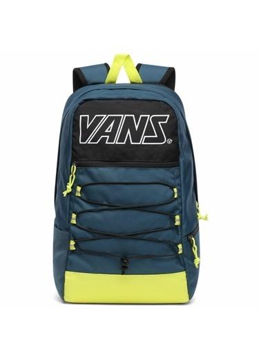 Vans Vans Snag Plus Sırt Çantası Stargazer Colorblock Vn0A3Hm3Ykp1 Renkli